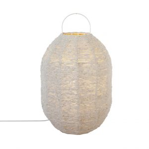 Cotton Floor Lantern Small