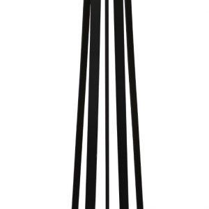 Quad Floor Lamp - Sandpaper Black