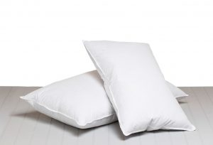 ROYAL COMFORT DUCK DOWN 3-CHAMBER STANDARD PILLOW