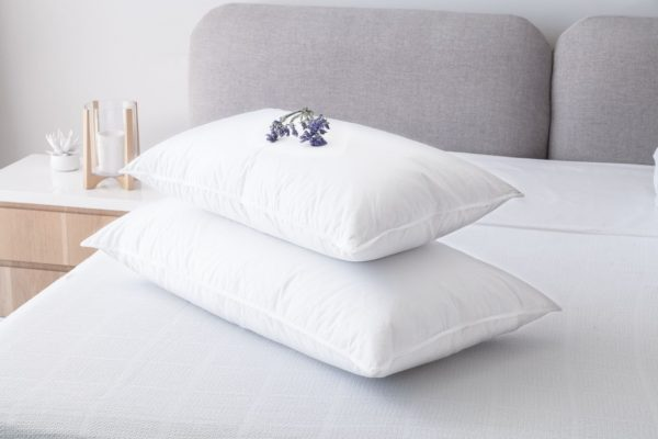 ROYAL COMFORT DUCK FEATHER & DOWN PILLOW