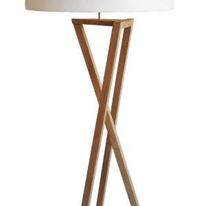 Yingyang Floor Lamp - Oak