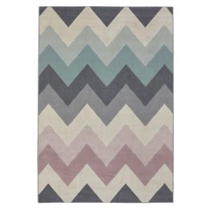 Ziggy Geometric Kiddies Rug