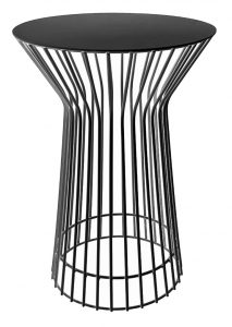 Drum Tall Side Table