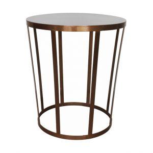 Keg Side Table